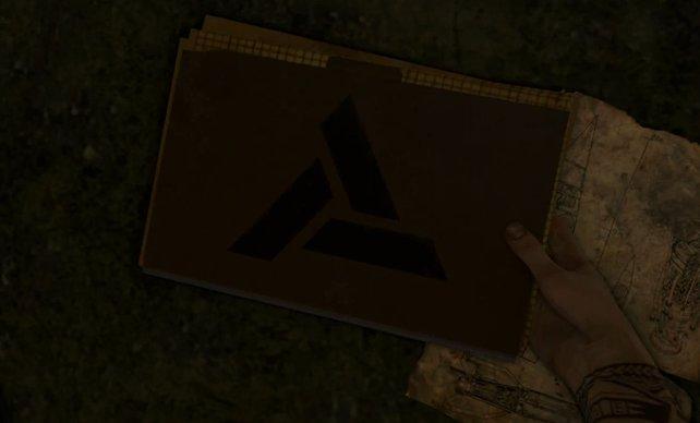 In Far Cry 3 ist das Symbol aus Assassin's Creed enthalten.