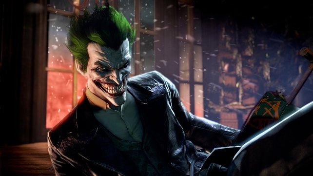 Der Joker mischt auch online kräftig mit.