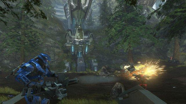 So gut sah das erste Halo noch nie aus.