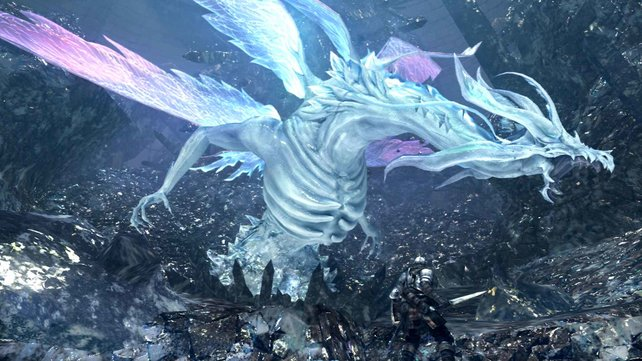 Drachen begegnen euch häufiger. Und sind unerbittliche Feinde.