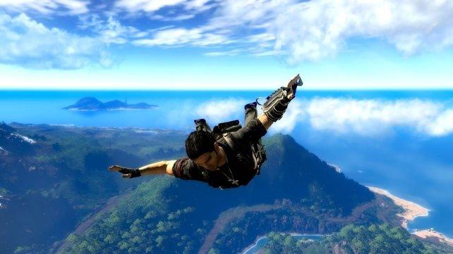 I believe I can fly! Aber glauben ist nicht wissen!
