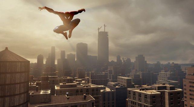 Mit Spider-Man New York entdecken - so macht das Spiel (endlich) Spaß.
