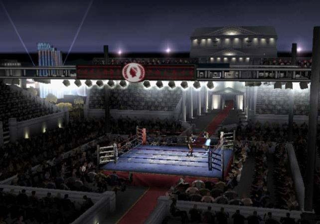 Ein sehr bekannter und authentischer Ring: Caesars Place