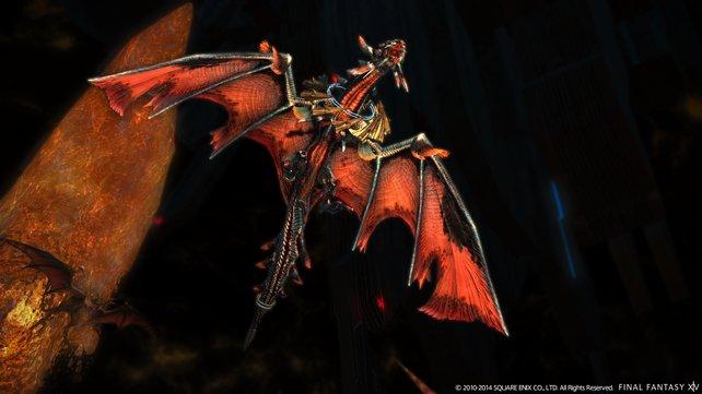 Viele der Gegner in A Realm Reborn kennt ihr aus älteren Teilen der Serie.