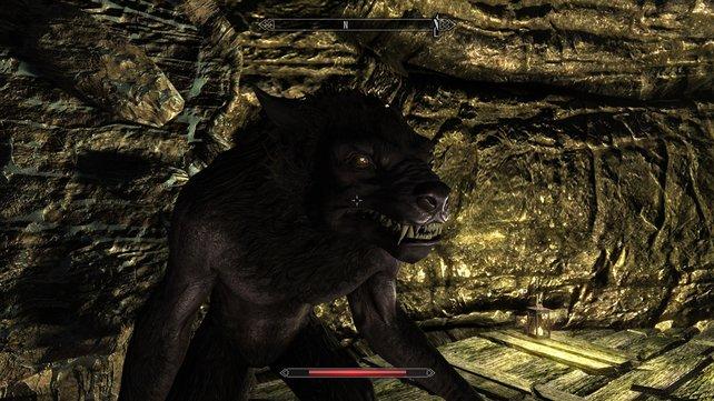 Bei der Dämmerwacht bekommt ihr neue Fähigkeiten für eure Werwolf-Form.