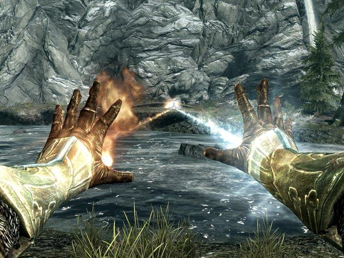 Wie wäre es mit ein paar neuen Zaubern für Skyrim?