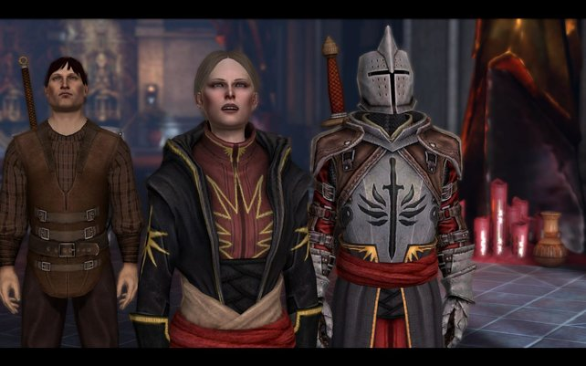An Dragon Age 2 scheiden sich die Geister.