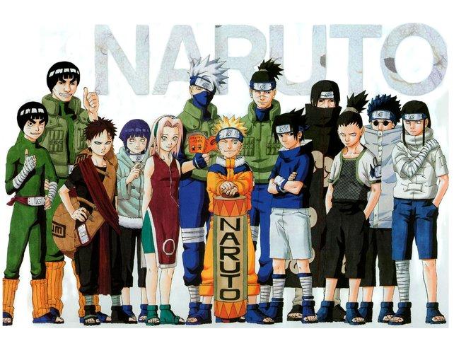 Narutos Universum ist groß. Da findet bestimmt jeder einen Lieblingscharakter.