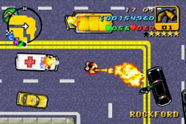 Nach der PSP kommt die GTA-Serie nun auch auf Nintendos Handheld, mit einem exklusiven Abenteuer