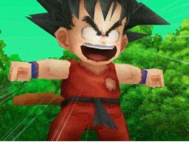 Jung, dynamisch, stachelhaarig - so kennen wir unseren Helden Son Goku!