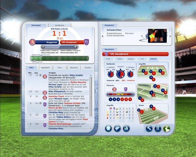 Der Textmodus präsentiert sich in neuem Gewand, verschenkt aber etwas viel Bildschirmfläche.
