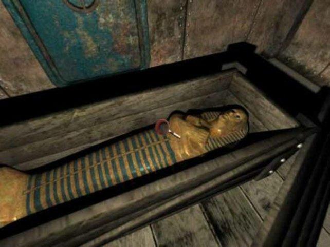 Ist die Mumie wirklich tot?
