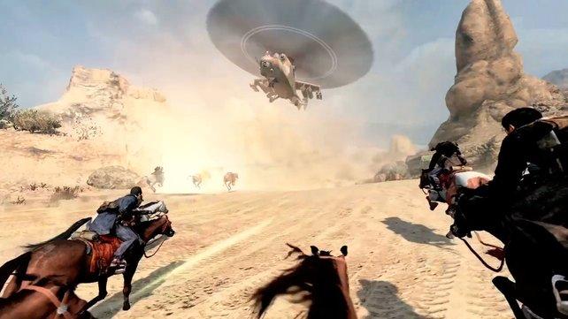 Egal ob Amerika oder Afghanistan: In Black Ops 2 geht es weltweit zur Sache.