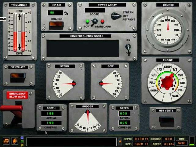Die Navigationszentrale