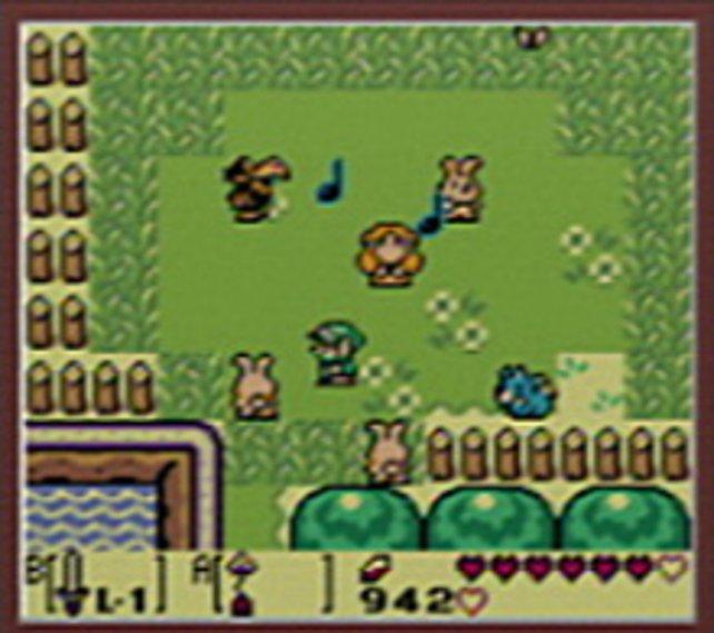 Link's Awakening führt ihn auf eine neue Insel ohne Prinzessin Zelda.