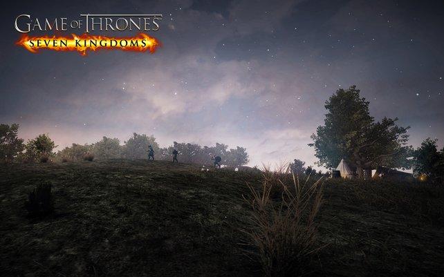 In Game of Thrones erwarten euch schöne Landschaften.
