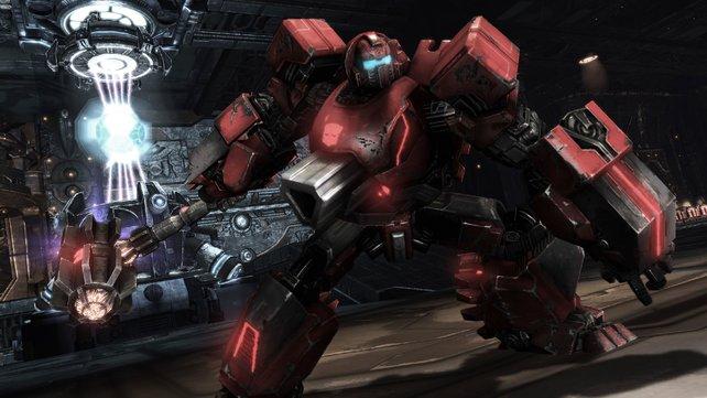 Ein authentisches Design der Transformers!