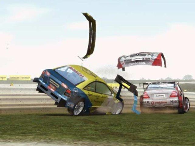 Ein ordentlicher Crash