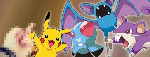 Nicht alle Pokémon sind beliebt. Manche sind nur nervig.