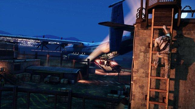 Relampago hat uns mit einer Meinung zu Nathan Drakes neuem Abenteuer Uncharted 3 überzeugt.