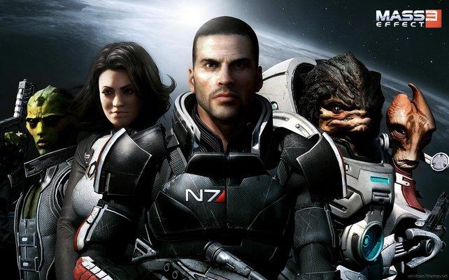 Alte Freunde, neue Feinde? Alle kommen in Mass Effect 3 zurück, doch wer steht noch auf Shepards Seite?
