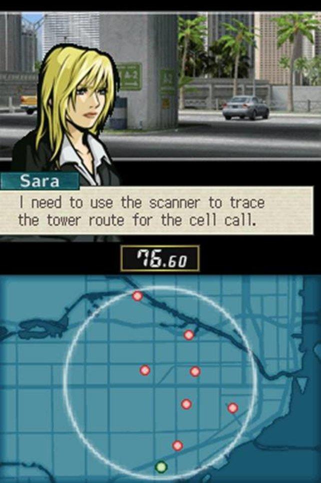 Sara Sterling ist die Analytikerin unter den Cops.