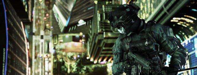 Call of Duty - Ghosts: PC-Version sieht besser aus als PS4/Xbox One