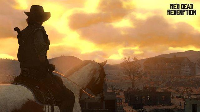 Die Stimmung von Red Dead Redemption und die vieler anderer Spiele hat exxxcellenzzz fast kongenial eingefangen.