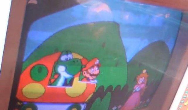 Neben Mario's Early Years: Preschool Fun ist Boo Boo Mario das Mario-Spiel mit der jüngsten Zielgruppe.