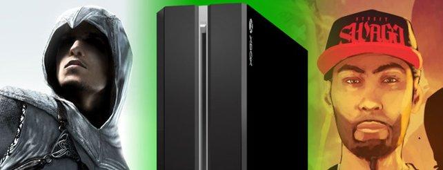 """Wochenrückblick: """"Xbox One""""-Release, PS4-Brille, """"Wer ist eigentlich Altair?"""""""