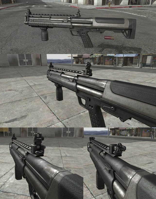 Modern Warfare 3: Jede Waffe wird detailliert vorgestellt (Bild: Modern Warfare 3).