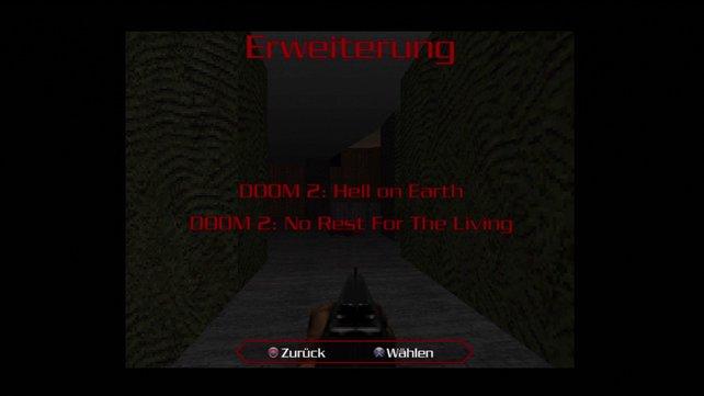Auch auf PlayStation 3 bekommt ihr die volle Packung Doom 2.