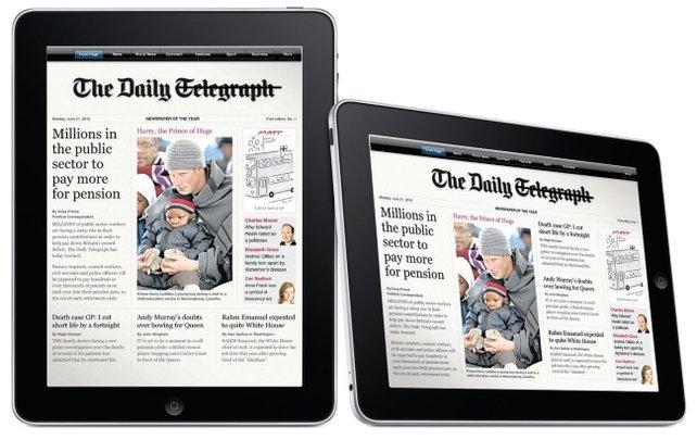 The Daily: Erster Abo-Service für iOS-Geräte