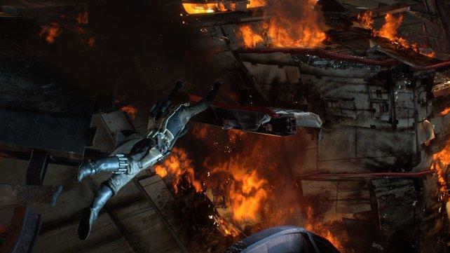 Jetzt dürfte klar sein, warum die Entwickler Level 1313 die Star-Wars-Hölle nennen.