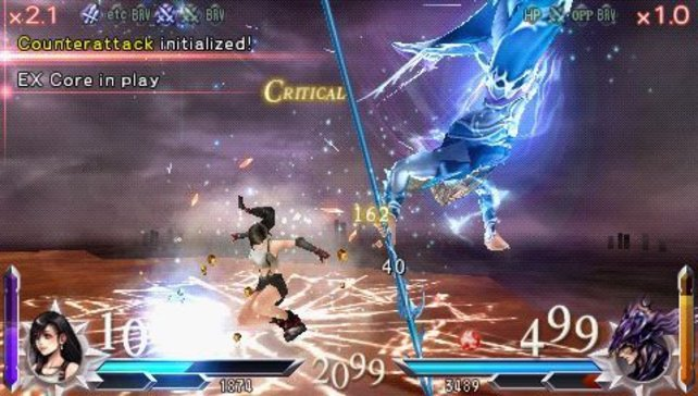 Attacken im EX-Modus kontert ihr neuerdings mit Kampfassistenten.