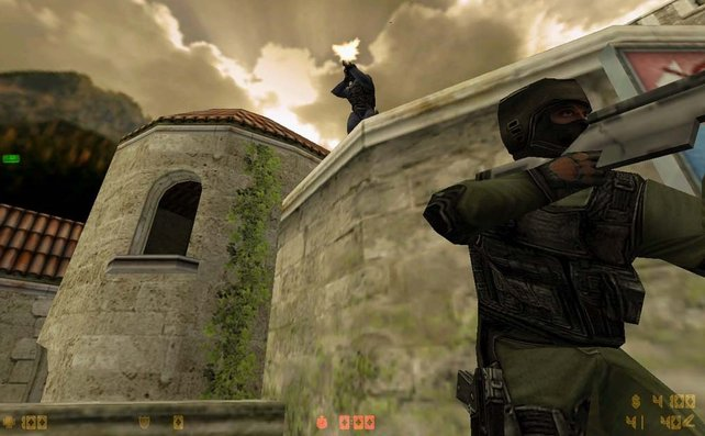 Counter-Strike: Über Steam bekommt ihr Zugang zum Spiel.