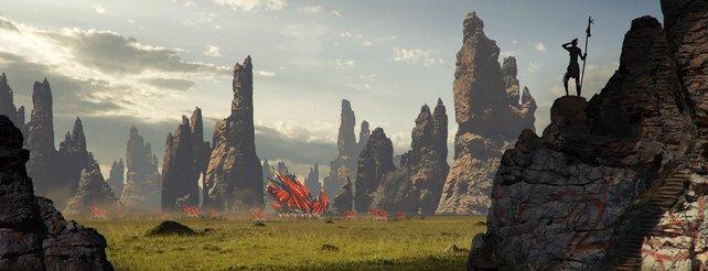 Dragon Age 3 - Inquisition: Verbesserte Dialoge, abwechslungsreiche Welten