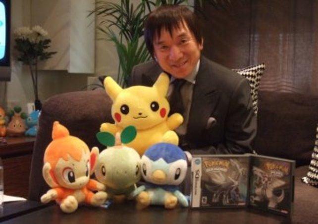 Satoshi Tajiri ist der Schöpfer der kleinen Monster und mittlerweile vermutlich steinreich.
