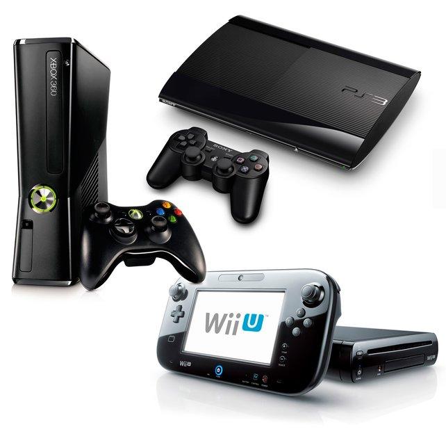 Welche Spielehardware darf's denn sein? PS3, Xbox 360, Wii U oder PC?