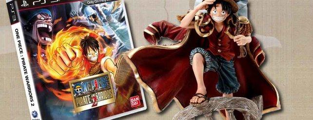Gewinnspiel + Uffruppe: Onkel Jo plündert One Piece - Pirate Warriors 2