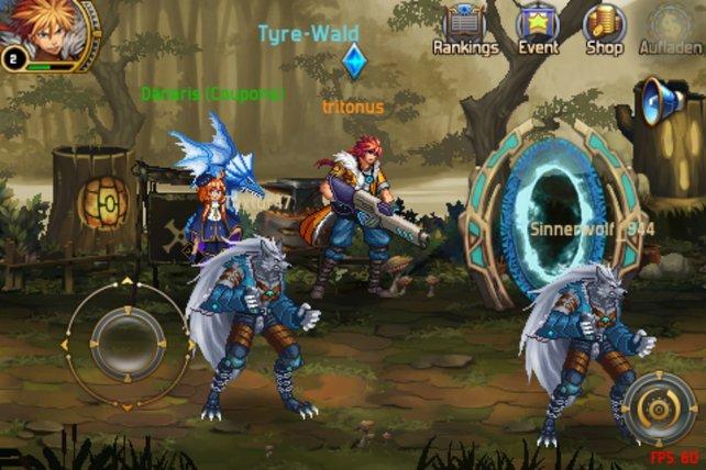Ein Prügelspiel verpackt in einem Online-Rollenspiel? Wo gibt's denn so was?