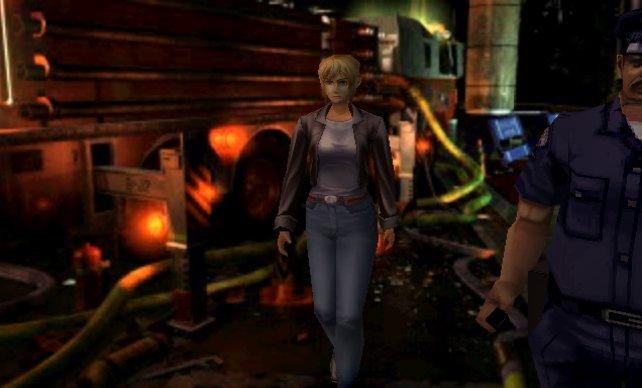Für ein PSone-Spiel sieht Parasite Eve II heute noch überraschend gut aus.