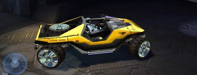 Wahr oder falsch? #60: Die goldene Banshee in Halo