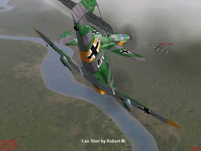 Realistisches Flugverhalten
