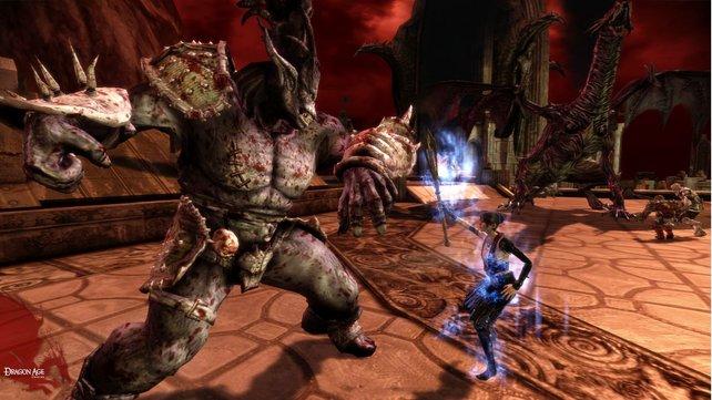 Blutig, episch und klassisch im Rollenspiel-Geiste - Dragon Age.
