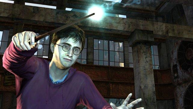 Harry Potter muss sich im finalen Kampf Lord Voldemort stellen.