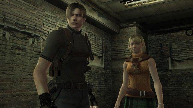 Eine echte Frischzellenkur ließ Capcom dem Action-Klassiker leider nicht angedeihen.