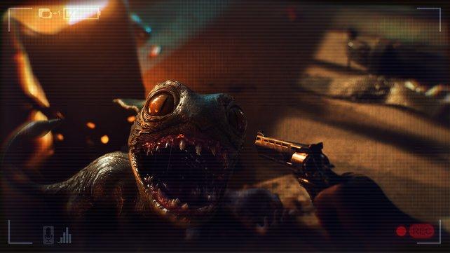 Zombi U basiert auf dem Spiel Killerfreaks From Outer Space.