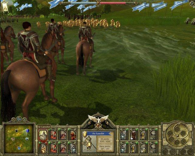Geschichtsstunde: Barbarossa wäre jetzt abgesoffen.