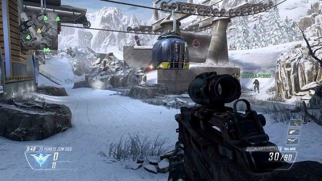 Das Erweiterungspaket bietet neue Mehrspieler-Inhalte im Schnee und in der Wüste.